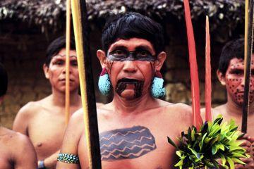 Yanomami - Ureinwohner des brasilianischen Amazonasgebietes