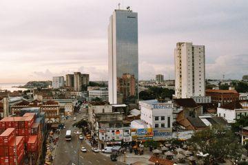 Im Zentrum von Manaus