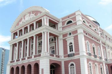 Manaus' Opernhaus Teatro Amazonas