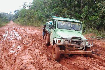 Unterwegs mit dem Amazonas-Taxi
