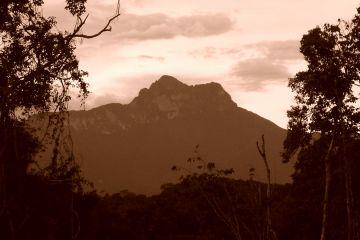 Sonnenuntergang am Pico da Neblina