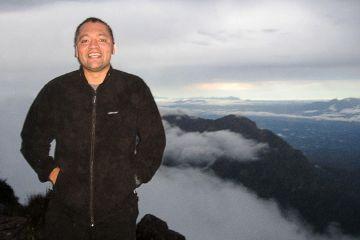 Geschafft! Auf dem Gipfel des Pico da Neblina