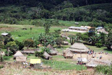 Indio Siedlung Paraitepuy