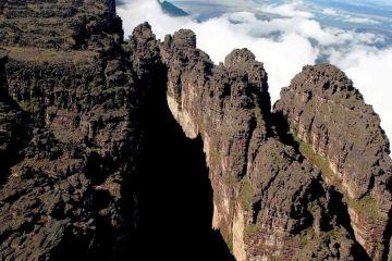 Canyons des Mount Roraima