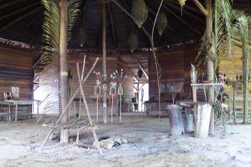 Raum für religiöse Zeremonien
